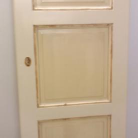 Dveře před nátěrem